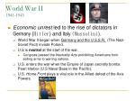 world war ii 1941 1945