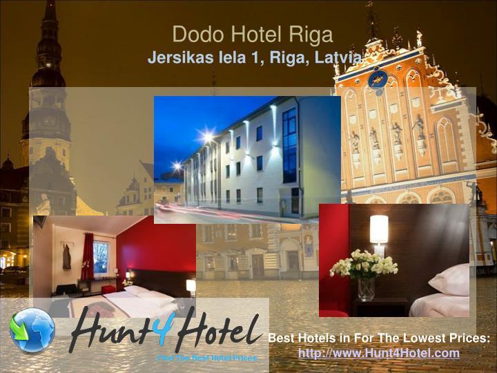Dodo Hotel Riga
