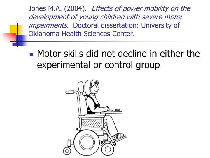 Jones M.A. (2004).