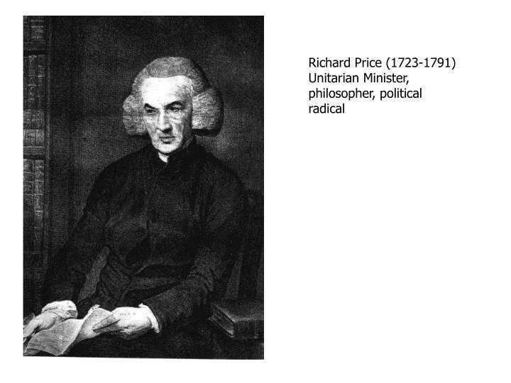 Richard Price (1723-1791)