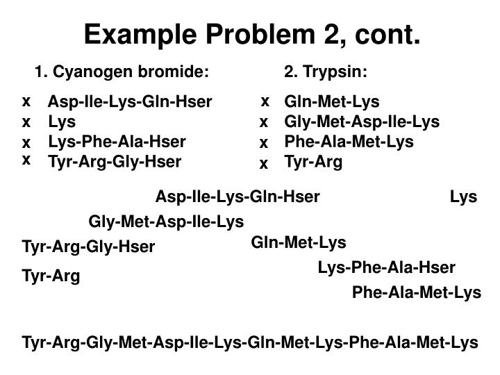 Example Problem 2, cont.