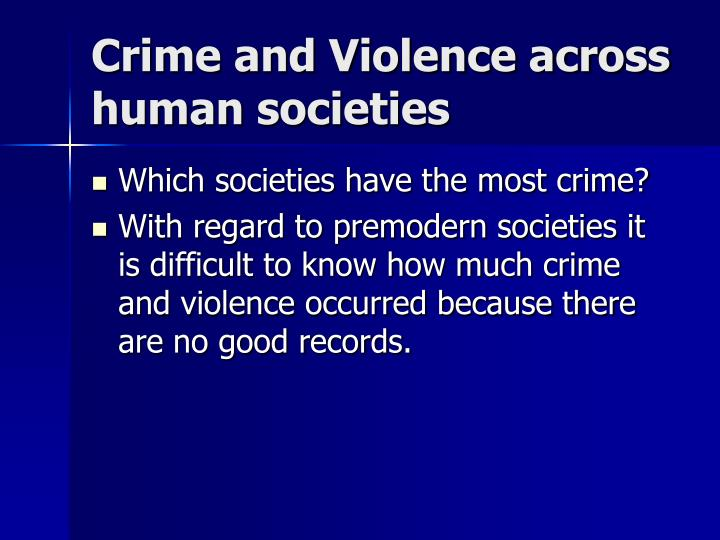essays crime and violence Article shared by poverty shares an intimate connection with crime although it is true that all criminals are not poor and the poor are not all criminals, it is the likelihood of people living in poverty to commit crimes that brings up the correlation.