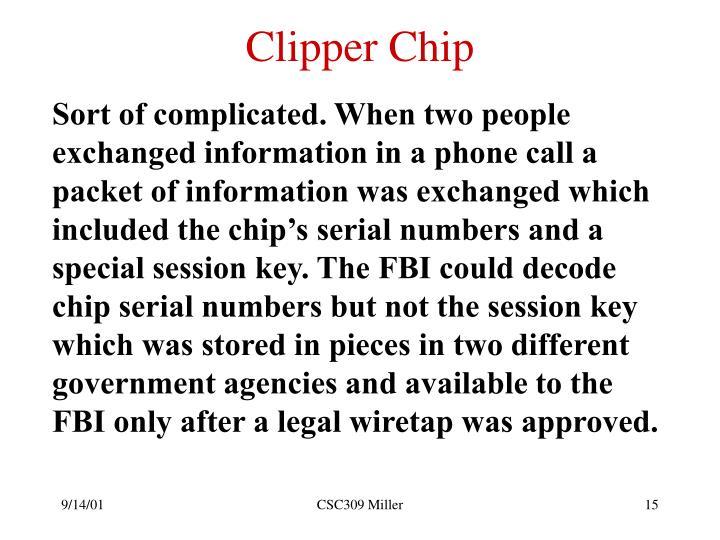 Clipper Chip
