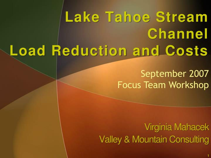 lake tahoe stream channel load reduction and costs n.