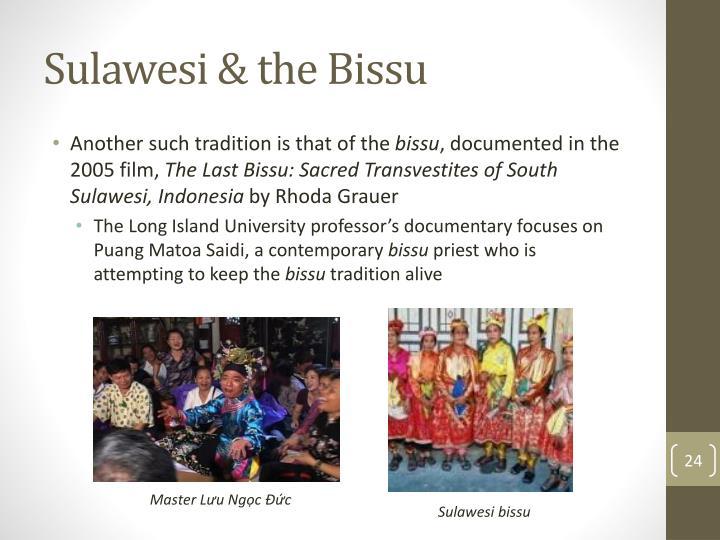 Sulawesi & the Bissu