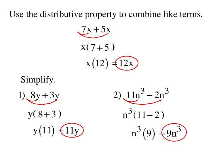 how to simplify order of operations