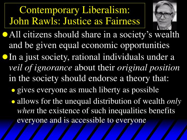john rawls justice and fairness Since it appeared in 1971, john rawls's a theory of justice has become a classic and its preoccupation with fairness, rawls's classic 1971 work.