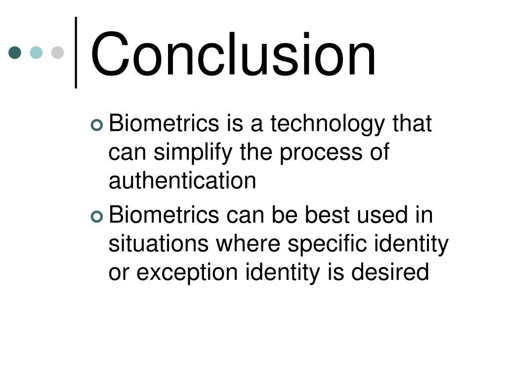 PPT - Usable Biometrics PowerPoint Presentation - ID:1310100