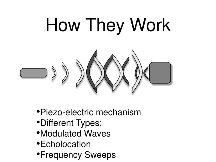 How they work