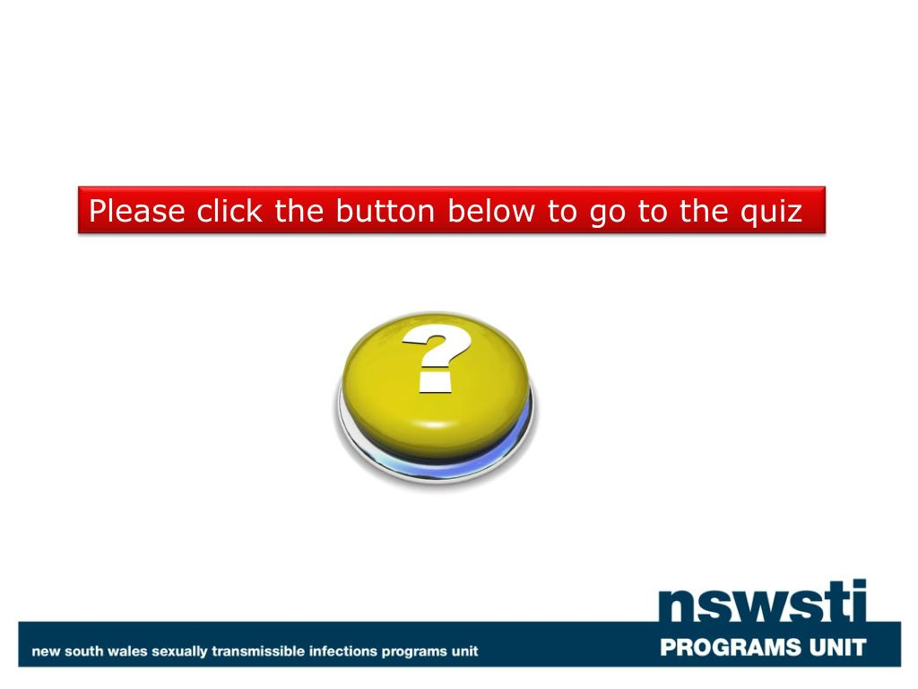 Please click the button below to go to the quiz