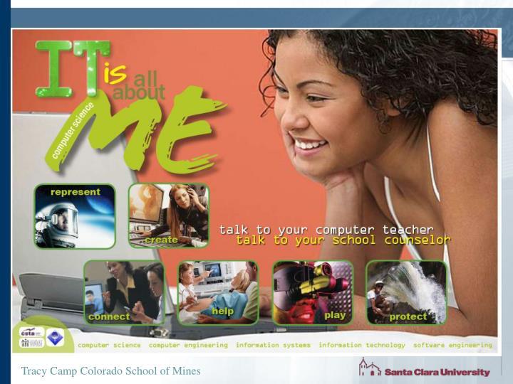 Tracy Camp Colorado School of Mines