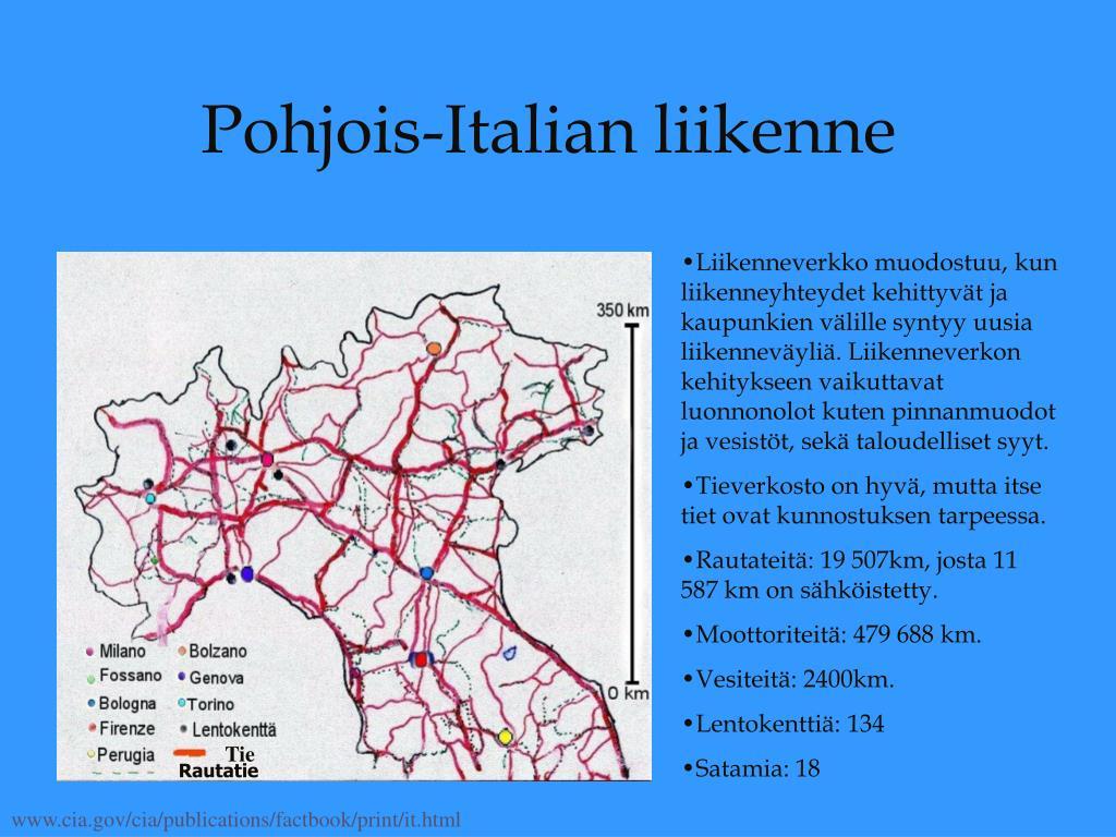Ppt Italia Powerpoint Presentation Free Download Id 1311631