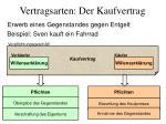 Ppt Vertragsarten Powerpoint Presentation Id1311859