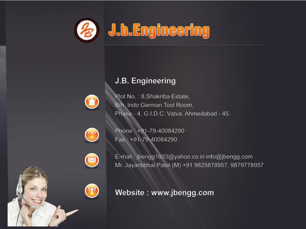 J.B. Engineering