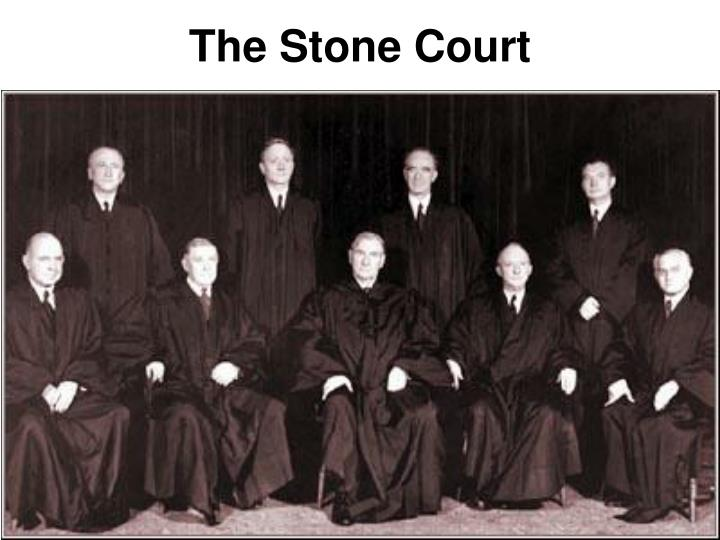 The Stone Court