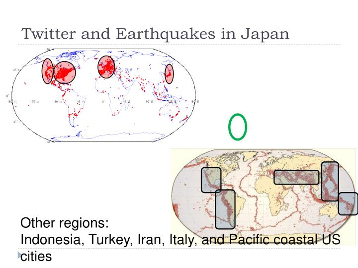 tweet analysis for real-time event detection and earthquake pdf