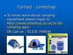contact limeshop