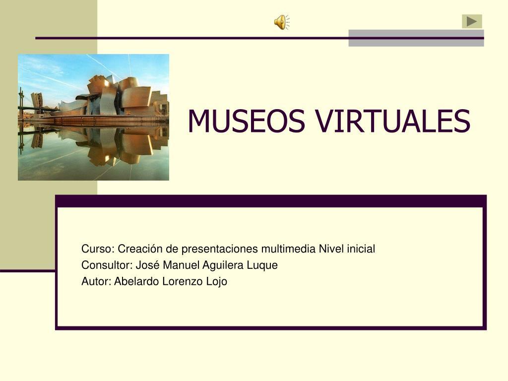museos virtuales l.