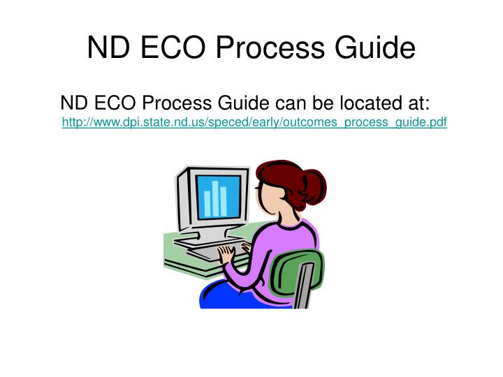 ND ECO Process Guide