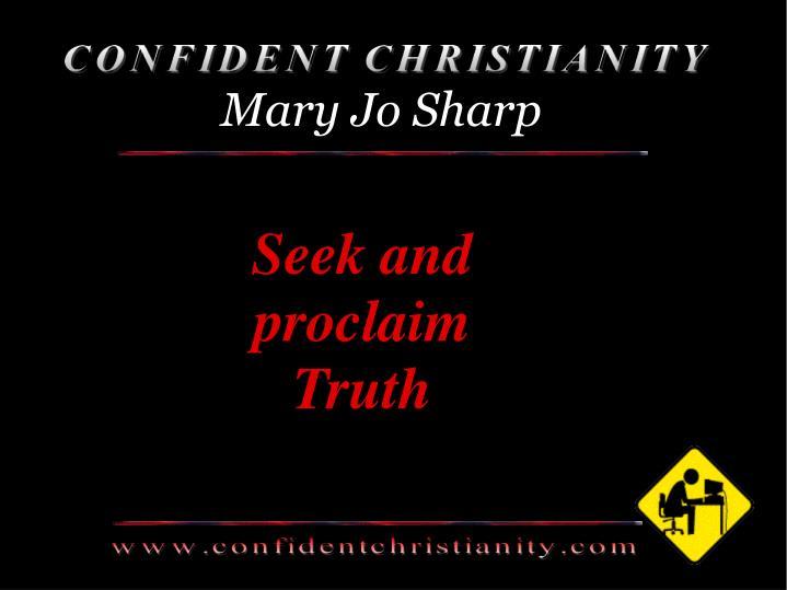 Mary Jo Sharp