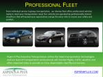 professional fleet