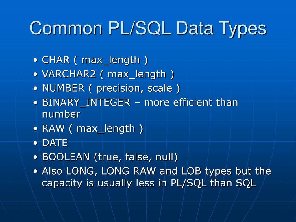Maximum varchar2 length in stored procedure parameter