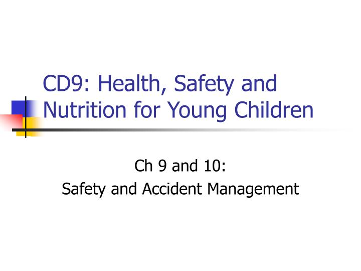 health and safety in the child care environment essay These funds go to biomedical research, overseeing the safety of foods and drugs, enforcing environmental or occupational health regulations, and running programs for disaster preparedness, public health, health education, sanitation, water treatment, and so on.