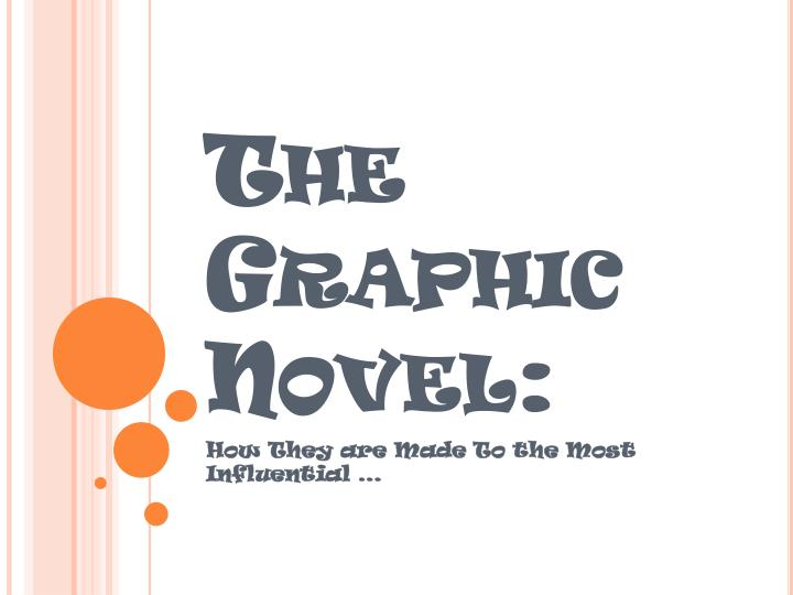 the graphic novel n.