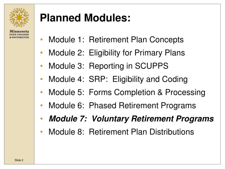 Ppt  Mnscu Retirement Plans Powerpoint Presentation  Id
