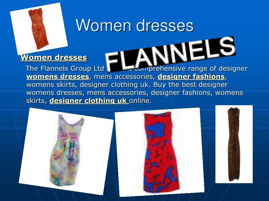 women dresses l.