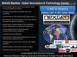 is gs nexgen cyber innovation technology center
