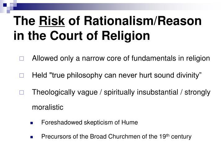 rationalism reason essay