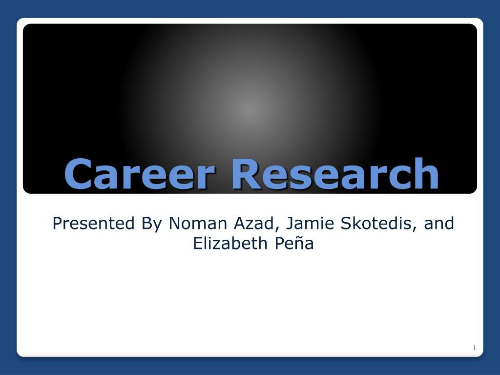 career research l.