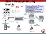 big ip message security module new