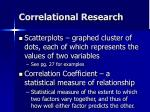 correlational research17