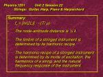 physics 1251 unit 2 session 22 strings guitar harp piano harpsichord39