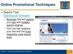 online promotional techniques19