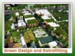 green design and retrofitting