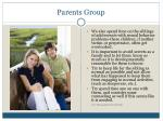 parents group152