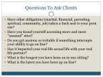 questions to ask clients29