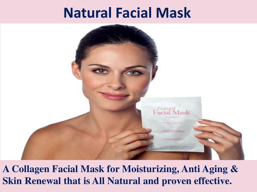 Natural Facial Mask
