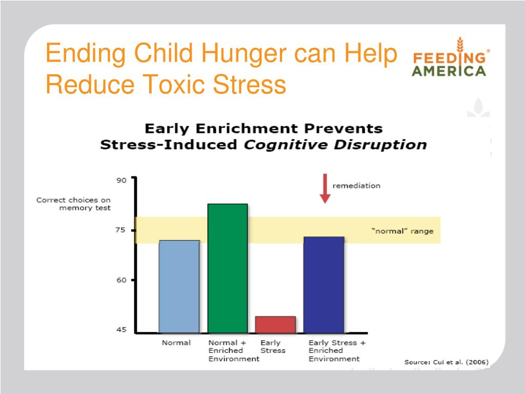 Ending Child Hunger can Help