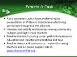 protein is cash41