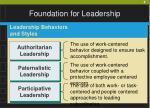 foundation for leadership8