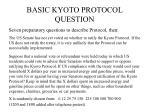 basic kyoto protocol question