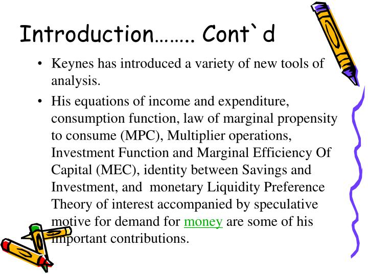 keynes theory of income and employment essay Until the publication in 1936 of the general theory of employment, interest and money by keynes,  theory was john maynard keynes  income multiplier essay.