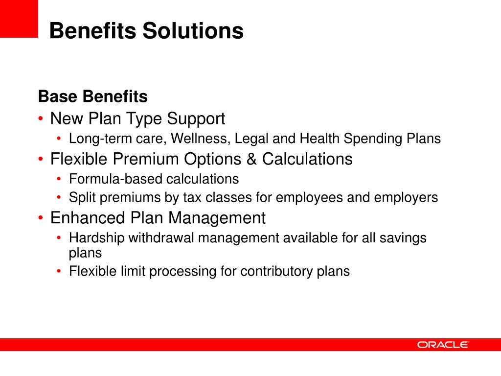 Benefits Solutions