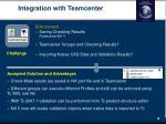 integration with teamcenter