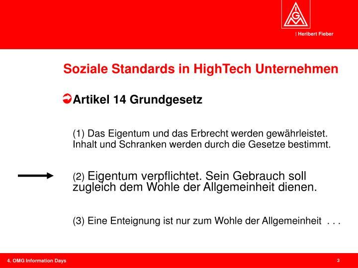 Soziale standards in hightech unternehmen3