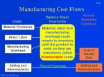 manufacturing cost flows1